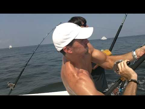 Fish Finders Charters deep sea fishing biloxi