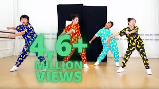 HIP HOP DANCE CHOREOGRAPHY HIPHOP KIDS DANCE VIDEO