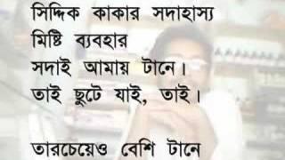 Rakib's Poem- SIDDIK KAKAR DOKANE bangla