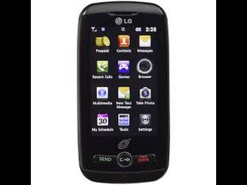 My phone the Straight LG 505C