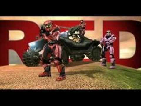 Red Vs Blue Theme Song + Video video