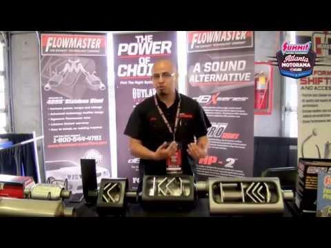 Flowmaster Muffler Chamber Comparison