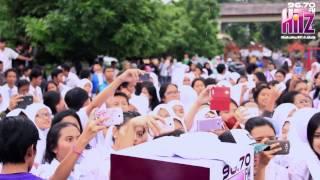 Panggung Kejutan Hitz FM - SMUN 6 Tangerang Selatan