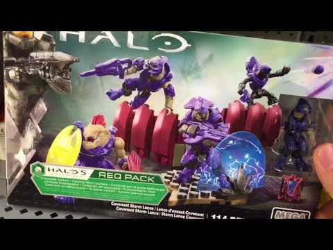 Walmart! Магазин в Северной Америке! Поиски редких Лего, Halo Mega Bloks! (Toy Hunt)