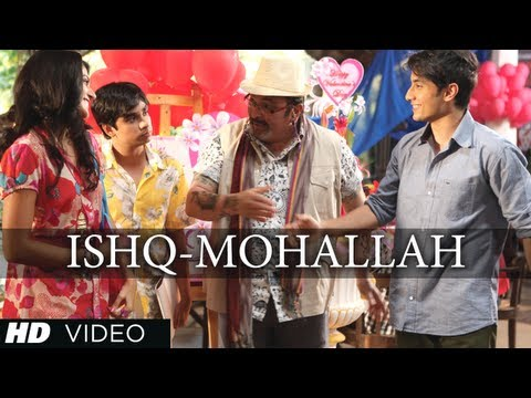 WELCOME TO THE ISHQ MOHALLAH FULL VIDEO SONG CHASHME BADDOOR...