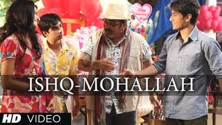 download lagu Welcome To The Ishq Mohallah Full  Song Chashme gratis