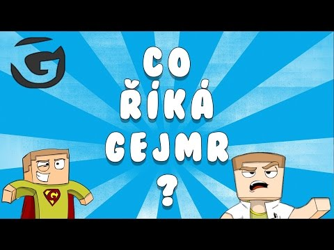 ♪ CO ŘÍKÁ GEJMR ? (THE FOX PARODY) [OFFICIAL MUSIC VIDEO]