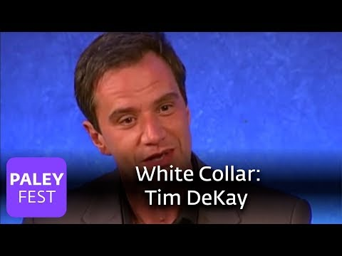 White Collar - Tim DeKay on the Pilot (Paley Center Interview)