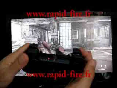 rapid fire manette PS3 dualshock 3