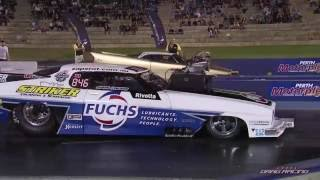 John Zappia firstTop Doorslammer into the 5.60s