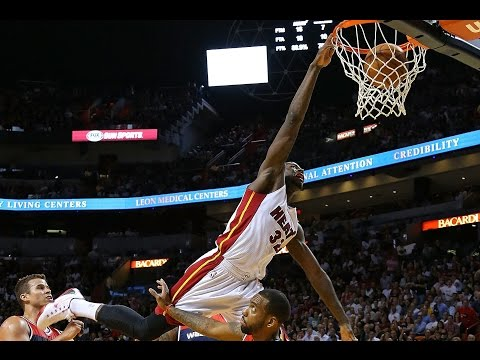 James Ennis Rises to POSTERIZE Rasual Butler!