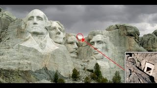 Did You Know That There's A Secret Room In Mount Rushmore?