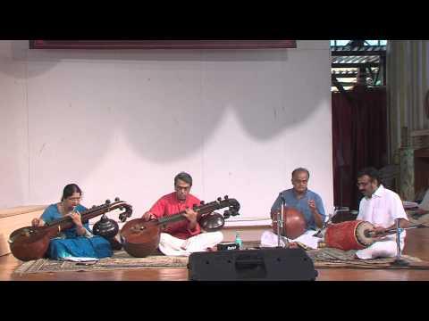 Devi Navaratri 2013 ~ Carnatic Veena Concert By Vid. D. Balakrishna
