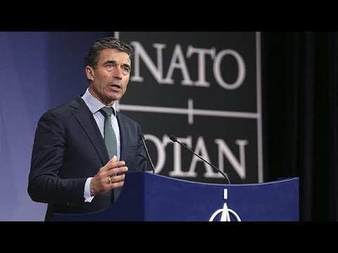 NATO boosts Baltic presence as Rasmussen denies Russian pullout claims
