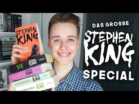 STEPHEN KING SPECIAL | Bücher für Einsteiger, Lieblingsbücher u.v.m | Phils Osophie