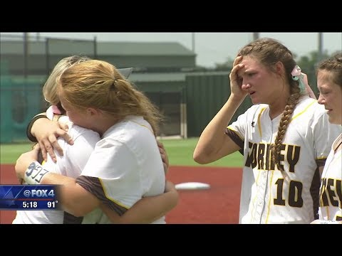Softball season ends after player's death