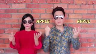 Download PPAP Pen Pineapple Apple Pen #JustForFun(Original Version)( by Nick Chung & Stella Chung)最猛學生猛男猛女版 3Gp Mp4