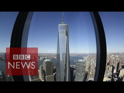 September 11: New World Trade Center rises from ashes - BBC News