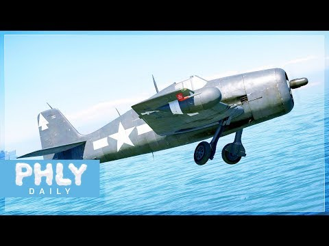 Download Lagu  This World War 2 Aircraft Had Targeting RADAR   F6F-5N Night Fighter War Thunder Mp3 Free
