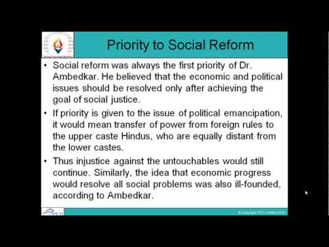 Modern India Political Thoughts-Session-14