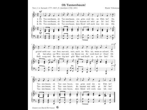 Violinen Noten viele Weihnachtslieder im Kanal - Geige