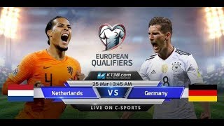 Netherlands vs Germany 2 3 All Goals and Highlights  English Commentary  2019 ℍⅅ   YouTube