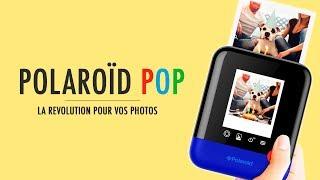 POLAROÏD POP : l'Appareil Photo Idéal pour vos Vacances (et bien + encore)
