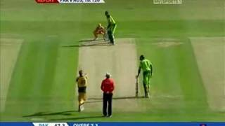Pakistan vs. Australia 1st T20 - 1st Innings