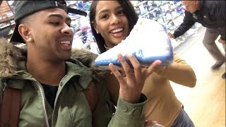 SNEAKER SHOPPING IN NYC!!! $30,000 PAIR OF SHOES!!! SNEAKER CON + FLIGHT CLUB NYC VLOG!!!