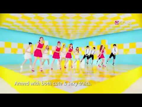 Showbiz Korea - K-POP GIRL GROUPS 2014년 걸그룹 서열