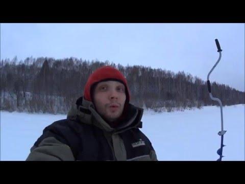BF-№ 30. Ловля сопы зимой. Ловля сопы зимней удочкой.