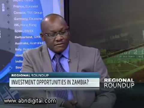 Zambia's Economic Outlook with Chisha Folotiya