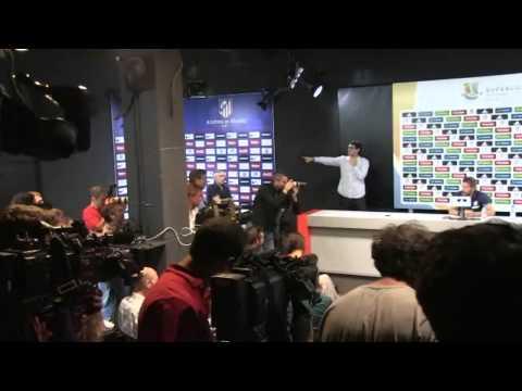 Diego Simeone, suspendido por ocho partidos