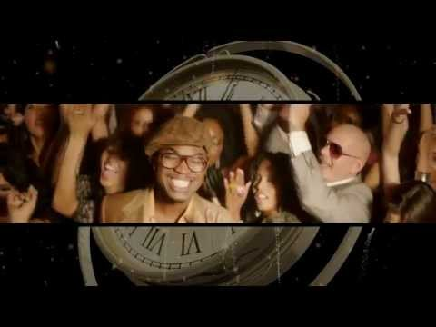 NYE 2012 COUNTDOWN - Pitbull - Give Me Everything ft. Ne-Yo ft. KID KUT [Visual Inc Video Edit]