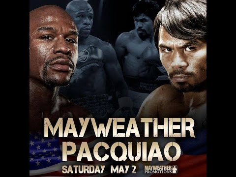 Manny Pacquiao Freddie Roach Will Be Ready For Anything Floyd Mayweather Can Bring On May 2