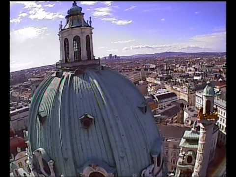 WORLD'S BEST Single FPV RC Helicopter Flight! Heli Onboard Camera Almost Crash CP Vienna Karlskirche