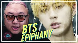 "Producer Reacts to BTS LOVE YOURSELF 結 Answer ""Epiphany"" Comeback Trailer"