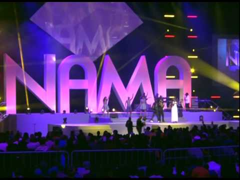Nama 2014 Live Performance By Sonny Boy (enough) - Saturday Awards 3rd May video