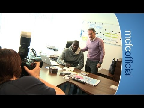 INTERVIEW: Yaya Toure signs new contract with City