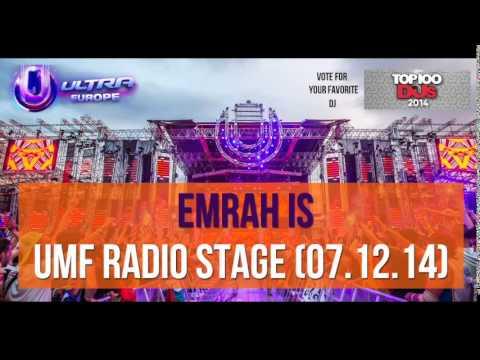 Emrah Is - ULTRA EUROPE 2014 (UMF Radio Stage - 07.12.14)