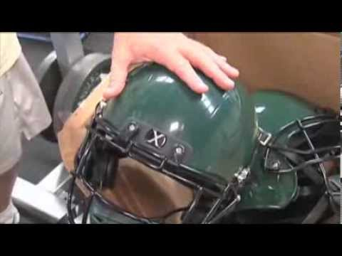Legacy Christian Academy will wear new Xenith X2 Helmets