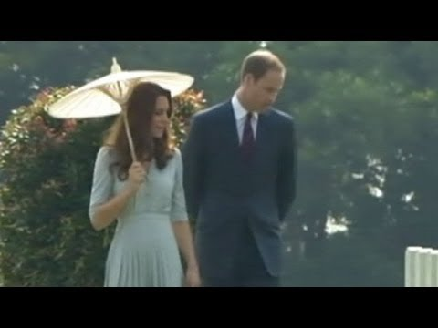 Kate Middleton Topless Photo Scandal; British Royal Family Plans to Sue