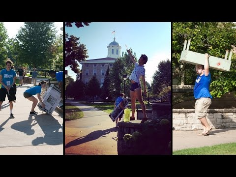 The Lawrence Minute - Welcome Week