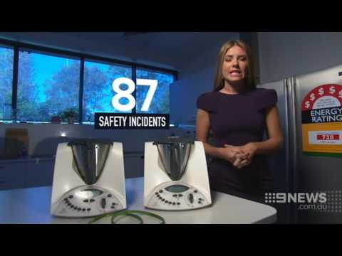 Thermomix Danger | 9 News Perth