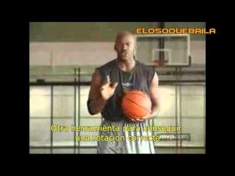 Michael Jordan enseña tecnicas y formas de mejorar los tiros libres (subtitulado) www.yojuego.com.uy