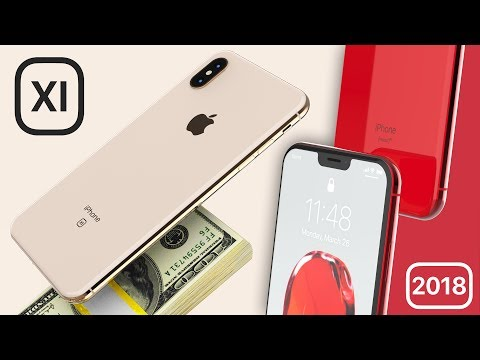 iPhone 11 Price Leaks! 2018 iPhone XI Latest Rumors