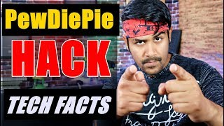 PewDiePie Hacking Subscribers ? | Ninja Made 70 Crore Rs |Technology Facts