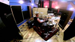 VIPASSI Dan Presland - Benzaiten (drum playthrough)