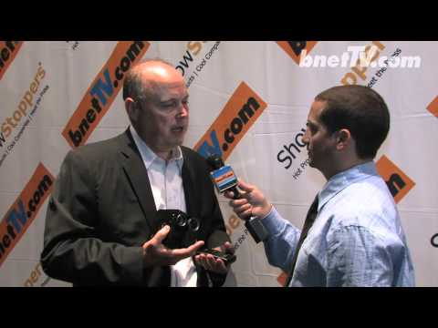 bnetTV interviews Texas Instruments at Showstoppers IFA 2011 Berlin