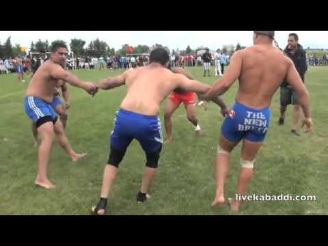 2014 Alberta Kabaddi Cup   Canda Pakistan Team video